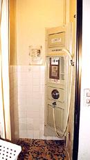 空室が埋まりづらくなった時に設置したコインシャワー。設置してから再び空室期間が短縮されたとのこと