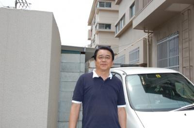 オーナーの中野和夫氏。管理業者に任せきりにせず、自ら難局に立ち向かった