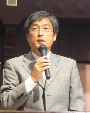 新たに同協議会会長に就任した宗 健氏