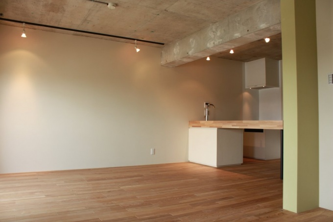 (株)NENGOの手掛けたオーダーメイド賃貸。無垢材や塗装仕上げなど質にこだわっている(写真提供:NENGO)