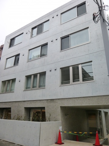 「ソーシャルアパートメント原宿」外観
