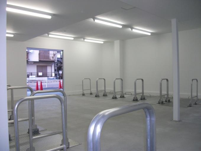 シャッターや床、プレート等の設備投資は発生するが、一度設置してしまえばその後の新たな設備投資は必要ない