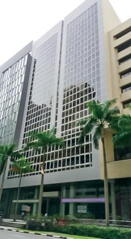 「TKPシンガポールカンファレンスセンター セシルストリート」外観