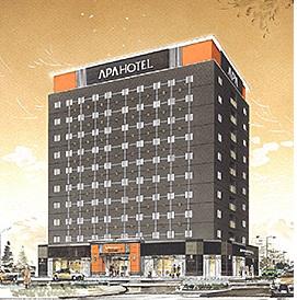 千葉・印西牧の原駅前に全161室のホテル/アパホテル | 最新 ...