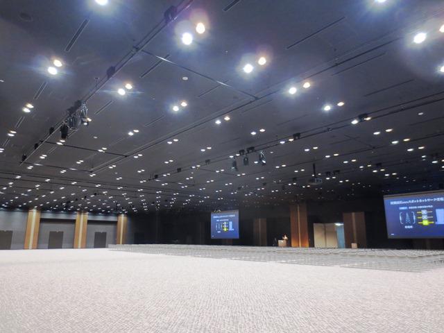 「ベルサール高田馬場」は、同社のイベントホールでは最大規模の2