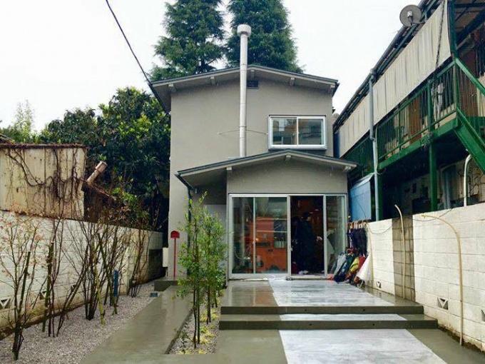 築52年の木造空き家を店舗併用住宅としてリノベーション