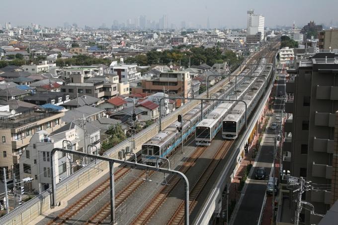 小田急電鉄では、選ばれる路線・沿線づくりを進めている(写真提供:小田急電鉄(株))