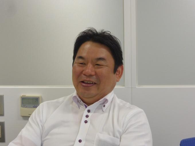 Tranzax社長の小倉隆志氏