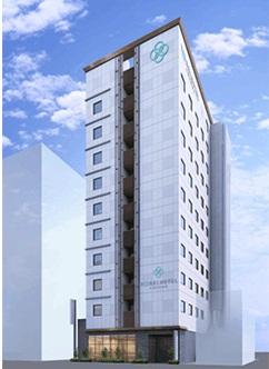 「TOSEI HOTEL COCONE」外観イメージ