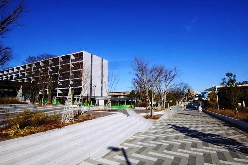 「南万騎が原駅周辺リノベーションプロジェクト」イメージ