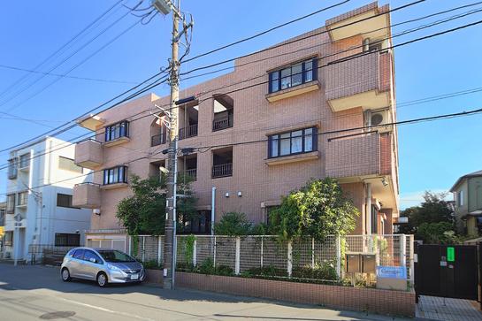 「学生会館ユニハーモニー松戸」外観