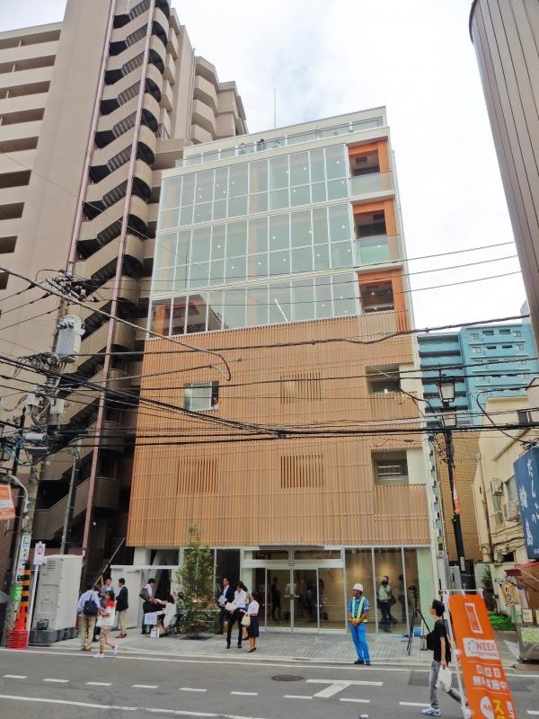 東京・国分寺の木質ビルを竣工/...