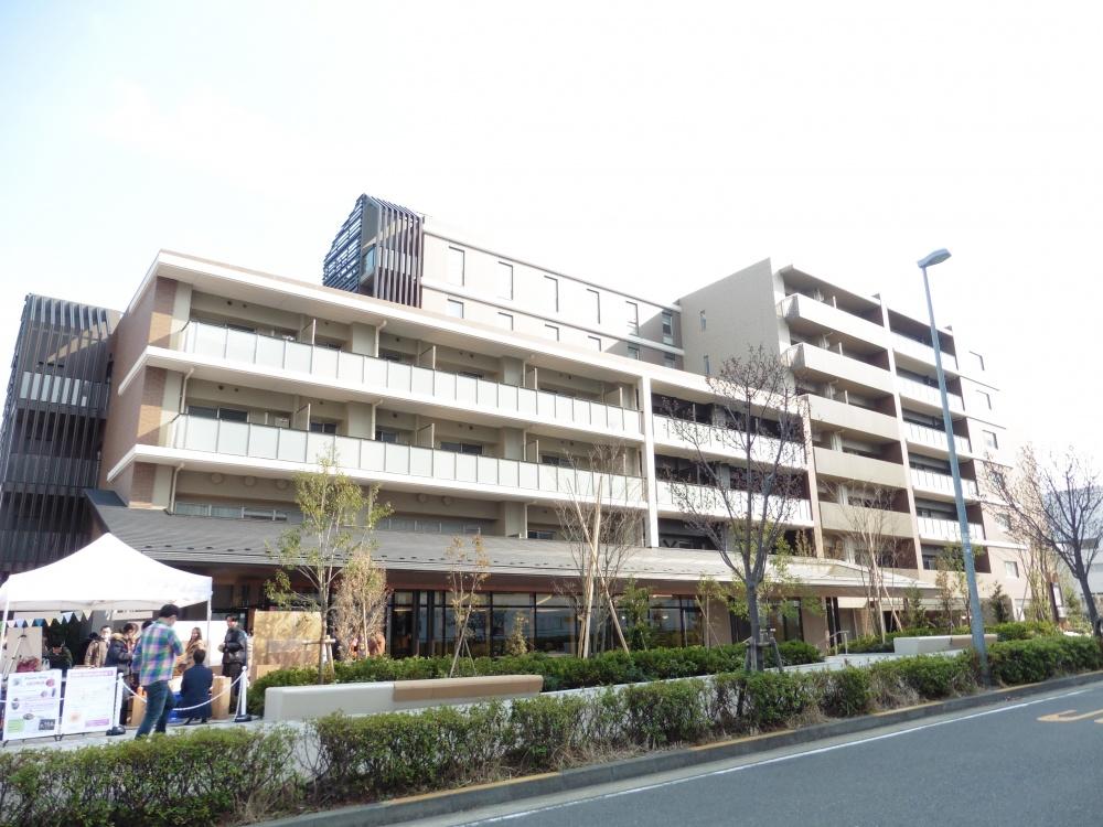 クレール レジデンス 横浜 十 日 市場