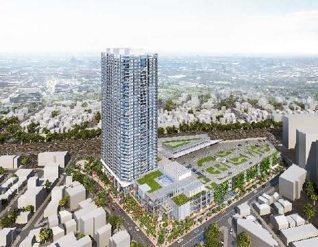 葛飾区で超高層タワマン、再開発組合を設立